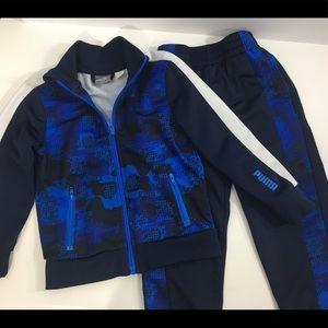 Boys Size 2T Jogging Suit Puma